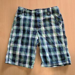 Crazy8 plaid shorts
